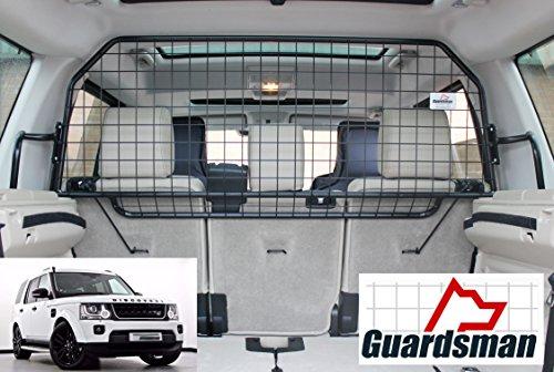 Guardsman HUNDEGITTER FÜR Land Rover Discovery 3&4 L319 (2004-2016) Hohe Qualität maßgeschneiderte Trenngitter Artikelnummer G1427