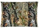 LilyNa Real Tree lesves Camouflage Camo Kissenbezüge Kissen Fall (Zwei Seiten) 50,8cm W von...