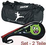 BAY® SET Angebot 2 Teile : ALIEN Doppelmitt und Sporttasche