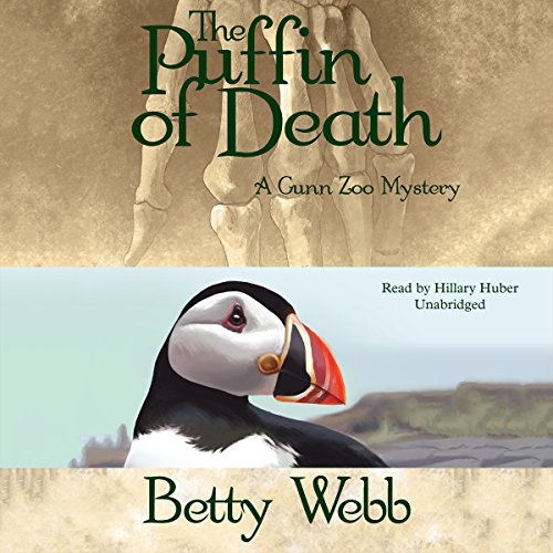 The Puffin of Death audiobook cover art