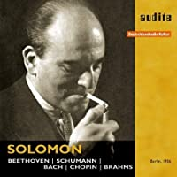 Solomon Plays Beethoven Schumann Bach & Brahms by Beethoven (2010-09-28)