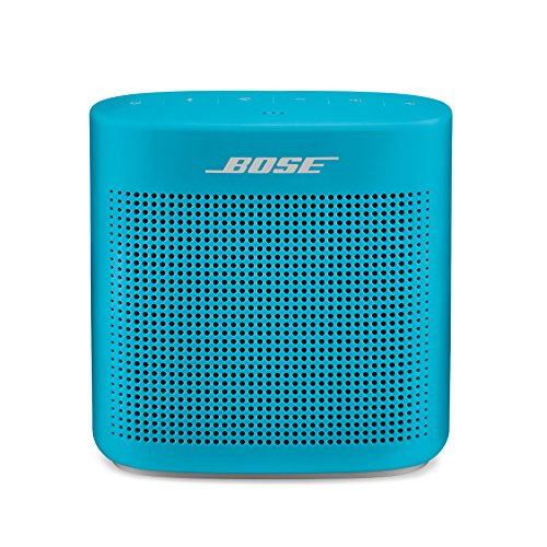 Bose SoundLink Color Bluetooth speaker II - Tragbaren Bluetooth-Lautsprecher (Wasserabweisend), Blau