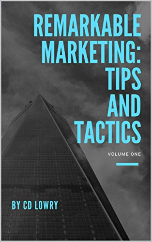 Remarkable Marketing Tips: How to stand out from the crowd in a sea of noise (English...