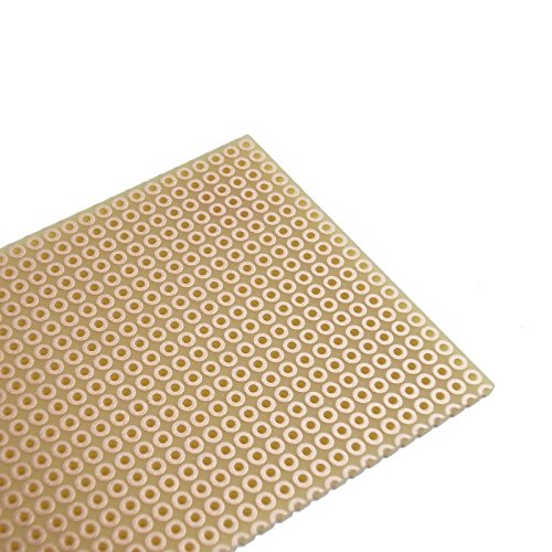 WITTKOWARE Punktraster-/experimentierplatine, 100x160x1,5mm, Cu 35µm, RM2,54
