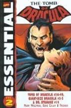 Essential Tomb of Dracula, Vol. 2 (Marvel Essentials)