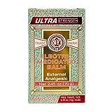 Ultra Strength Fei Fah Electric Medicated Balm (L) (2.45 Oz) + Travel Size (0.35 Oz)