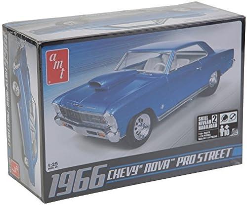 orden ahora con gran descuento y entrega gratuita 1966 Chevy Nova Pro Pro Pro Street by AMT  oferta especial