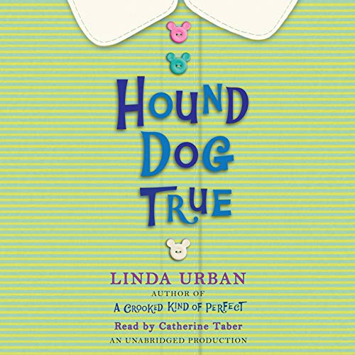 Hound Dog True audiobook cover art