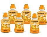 Sodastream Concentrado, Naranja