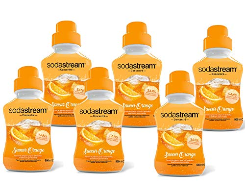 sodastream 3009883 Concentrato, Arancione