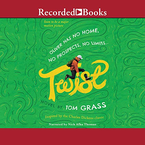 Twist Audiobook By Tom Grass cover art