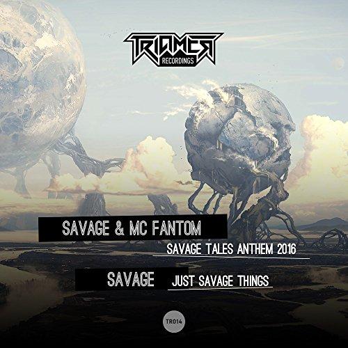 Savage Tales Anthem 2016