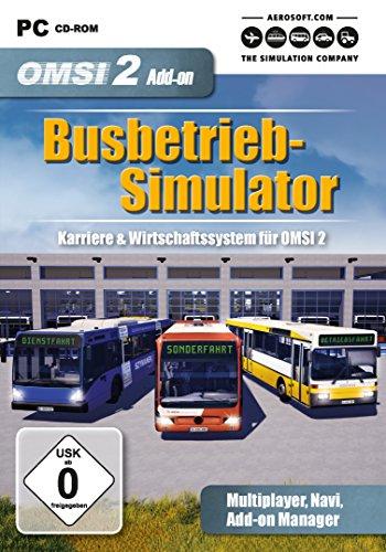 OMSI 2 - AddOn Busbetrieb-Simulator - [PC]