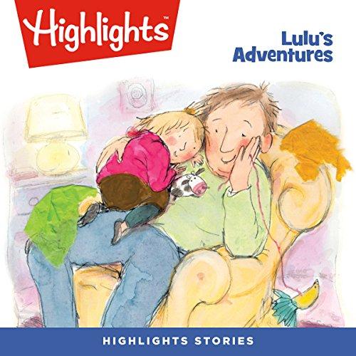 Lulu's Adventures copertina