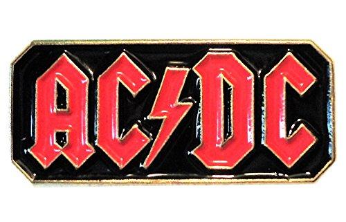 Metal Enamel Pin Badge Brooch Rock Music ACDC