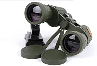 MCJL 10x50 双眼鏡 手持ち望遠鏡 バードウォッチング 大人用 BAK9 ポールHD望遠鏡 生活防水 赤外線 アウトドアハンティングに最適