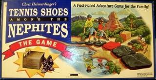 Chris Heimerdinger Tennis Shoes Among the Nephites -- The Game