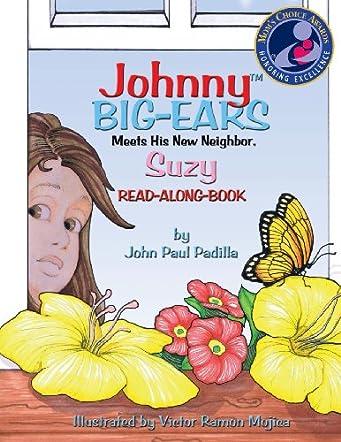 Johnny Big Ears Meets His New Neighbor Suzy