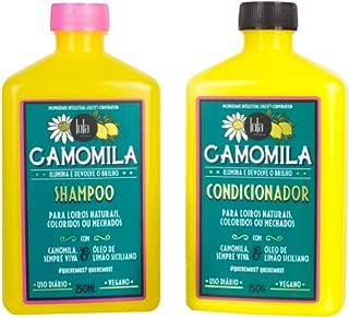 Lola Kit Camomila Shampoo + Condicionador 250Ml