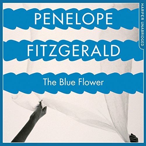 The Blue Flower audiobook cover art