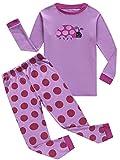 Baby Girls Pajamas 100% Cotton Clothes Infant Kids Pjs 18-24...