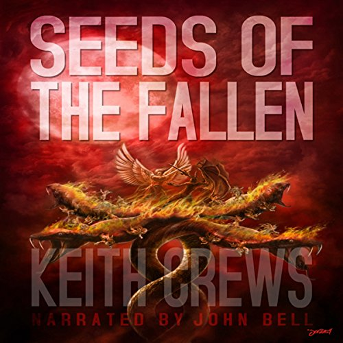 Seeds of the Fallen audiobook cover art