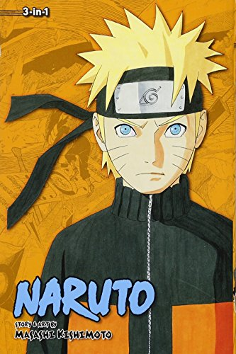 Naruto (3-in-1 Edition), Vol. 15