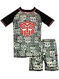 Transformers Jungen Autobots Zweiteiliger Badeanzu