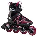 K2 Inline Skates ALEXIS 90 BOA Für Damen Mit K2 Softboot, Black...