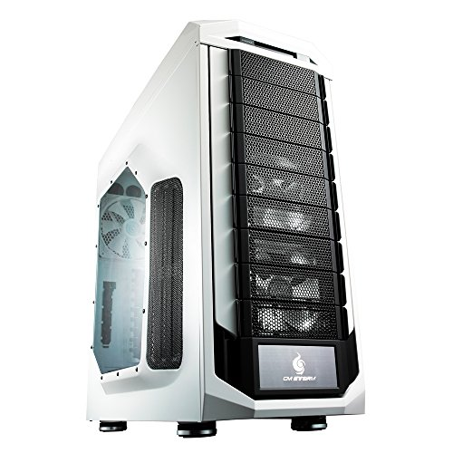 CM Storm Stryker - Gaming Full Tower Computer Case with USB 3.0 Ports and Carrying Handle...