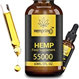 Best Hemp Oils - Hemp Natural Oil, Vegan & Vegetarian Friendly, Made Review