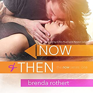 Now and Then audiobook cover art