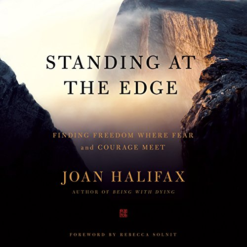 Standing at the Edge audiobook cover art