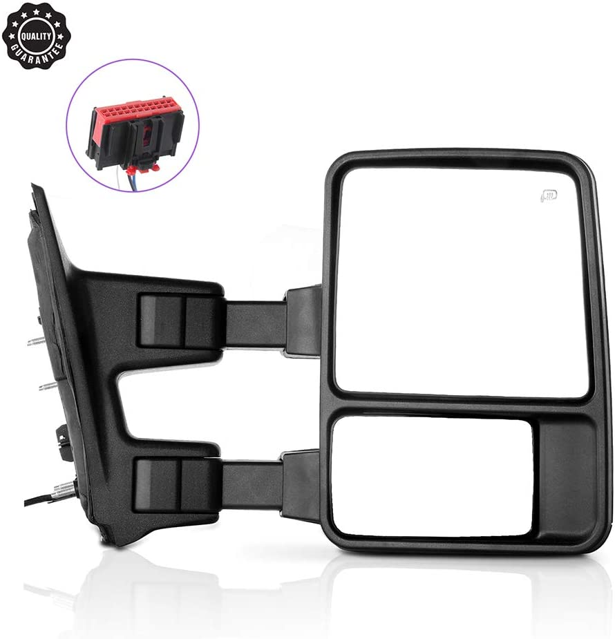 Ineedup Tow Super-cheap Mirror Towing Fits Mesa Mall for Ford 2008-2016 F-2