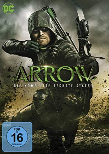 arrow staffel 6 saturn