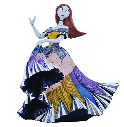 Figura de Sally de Pesadilla Antes de Navidad, Disney Traditions, Resina, Multicolor, Enesco