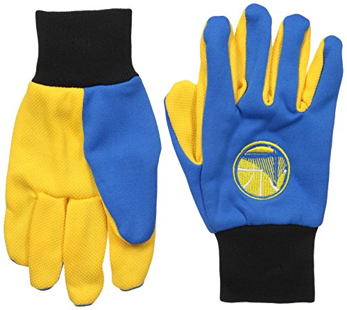FOCO Golden State Warriors 2015 Utility Glove - Colored Palm