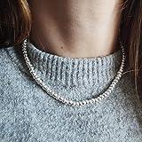 Zoom IMG-2 collana donna ragazza in argento