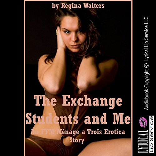 The Exchange Students and Me audiobook cover art