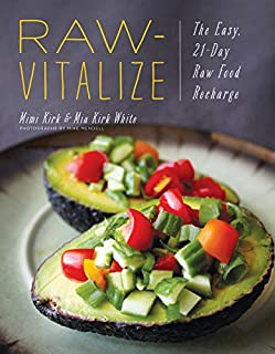 Best raw-vitalize. the easy 21-day raw food recharge Reviews