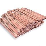 Lápices HB 2B con estuche de madera, juego de lápices de dibujo 10 piezas/paquete, núcleo negro, madera cruda, no tóxico, HB10 piezas