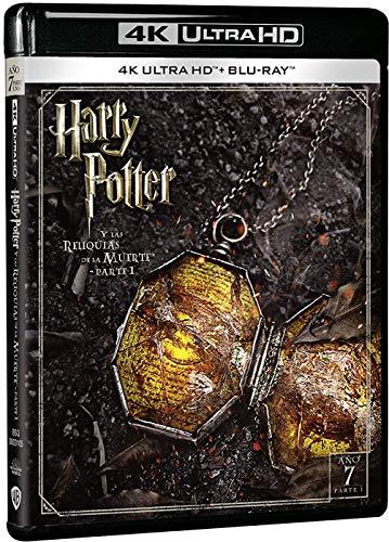 Harry Potter y las Reliquias de la Muerte - Parte 1 - 4k UHD [Blu-ray]