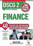 DSCG 2 Finance - Fiches de révision - Réforme 2019-2020 - Réforme Expertise comptable 2019-2020 (2019-2020)