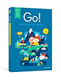 Product Image of the Go! (Blue): A Kids' Interactive Travel Diary and Journal (Wee Society)