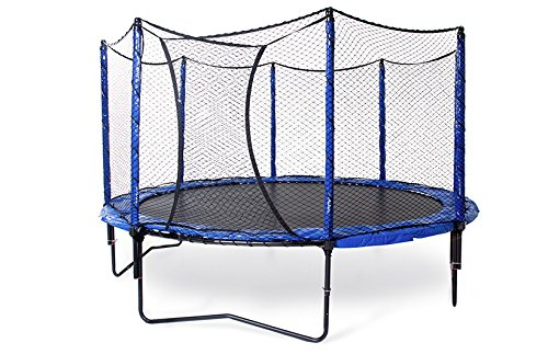 JumpSport 14' StagedBounce | Includes Trampoline and Enclosure | Enjoy...