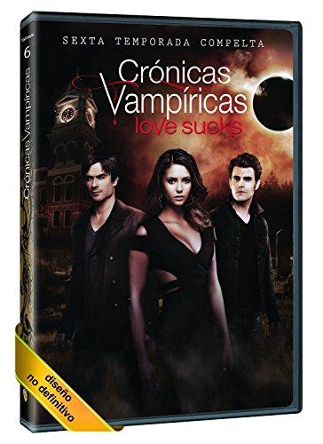 Cronicas Vampiricas Temporada 6 [DVD]
