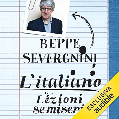 L'italiano audiobook cover art