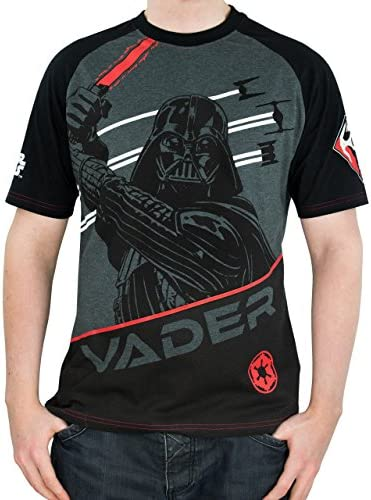 Star Wars - Camiseta para Hombre Darth Vader