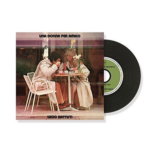 Una Donna Per Amico (Vinyl Replica Limited Edt.)