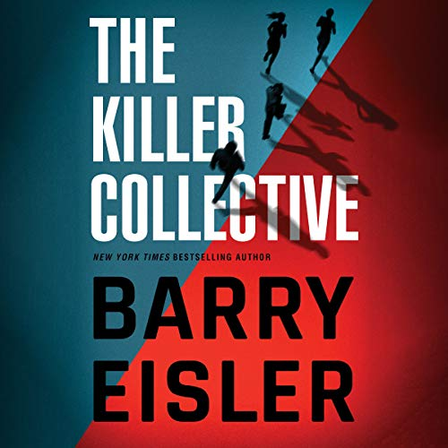 The Killer Collective audiobook cover art